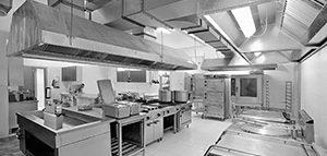 Limpieza industrial en el sector restauración