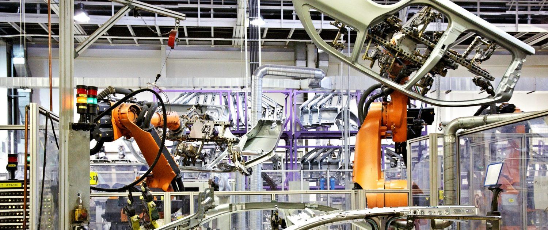 Limpieza industria en sector automoción
