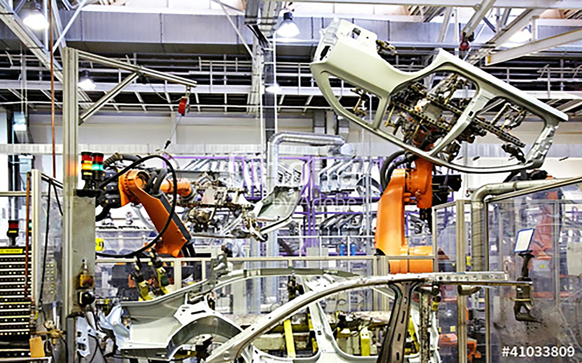 limpieza industrial sector automoción